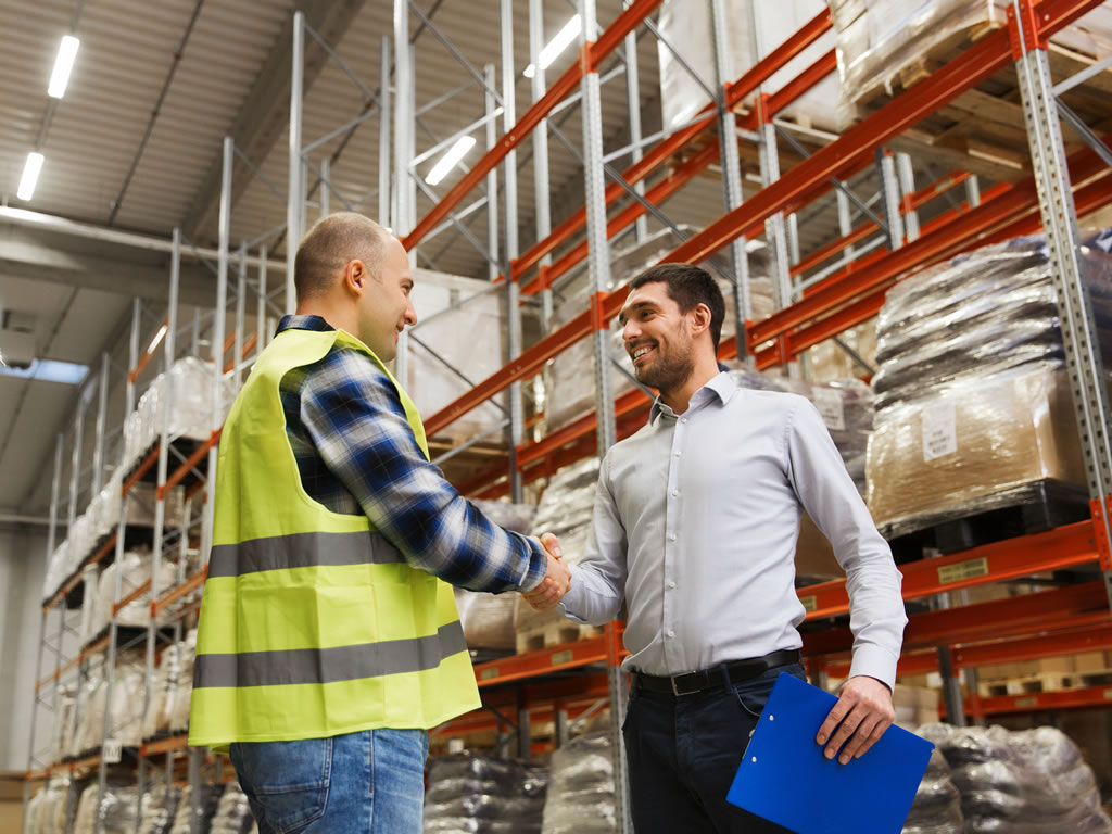 warehouse racking inspection safety