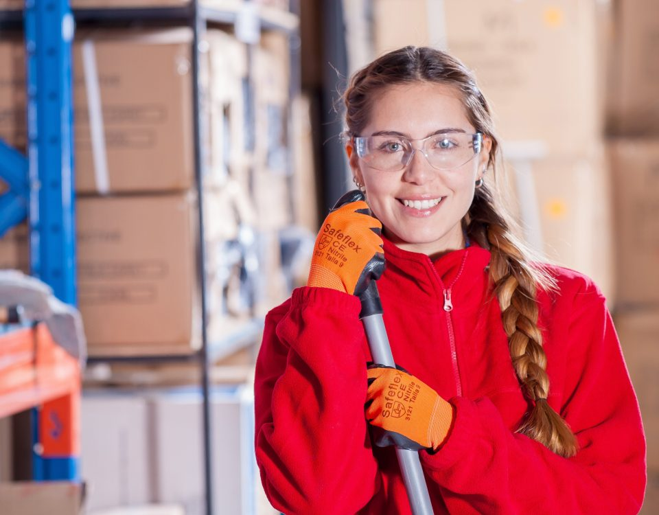 Safety of your Workers When Using Racking Systems