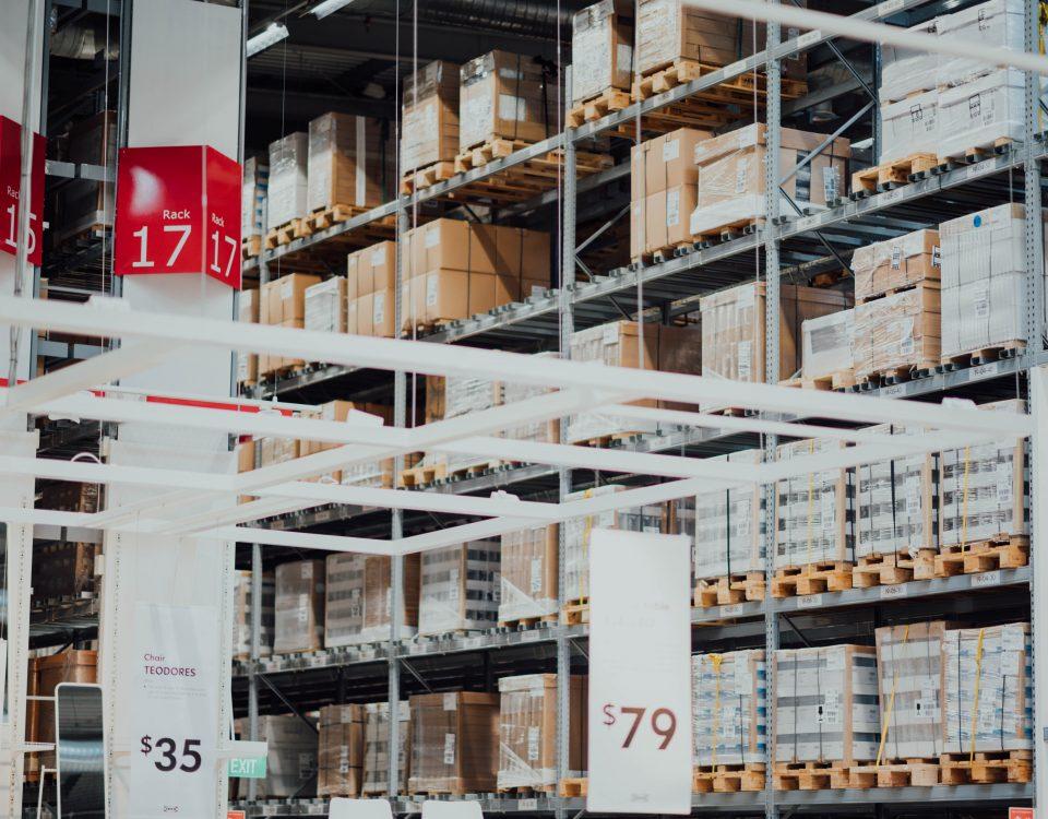 image of warehouse efficiency